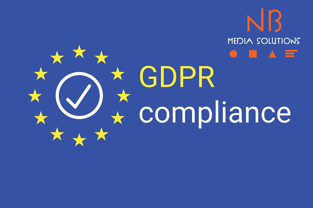 GDPR Compliance | NB Media Solutions