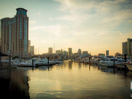 Waterfront Wedding Venues in Maryland