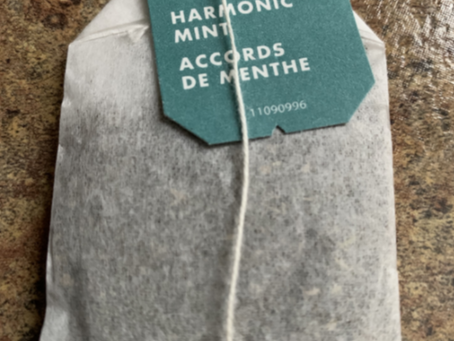 Teavana Harmonic Mint Tea Review