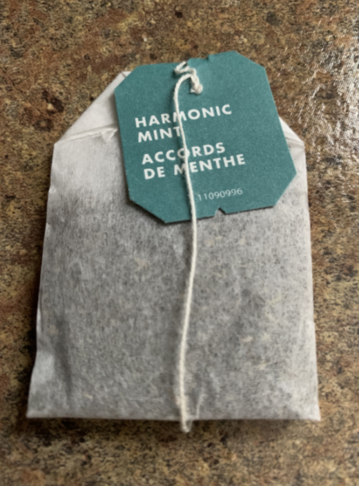Teavana Harmonic Mint Tea Bag
