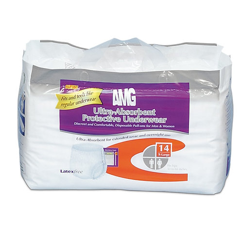AMG Ultra Absorbent Protective 14's