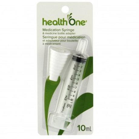 H One Syringe Oral Medication 10 ML