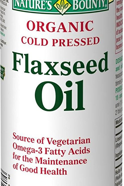 Nature's Bounty Flaxseed Oil 236ML