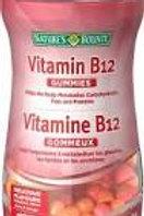 Nature's Bounty B12 Gummies 75's