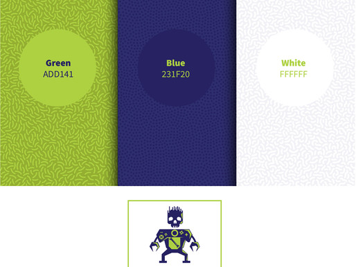 Robot Logo | Logo Design Case Study