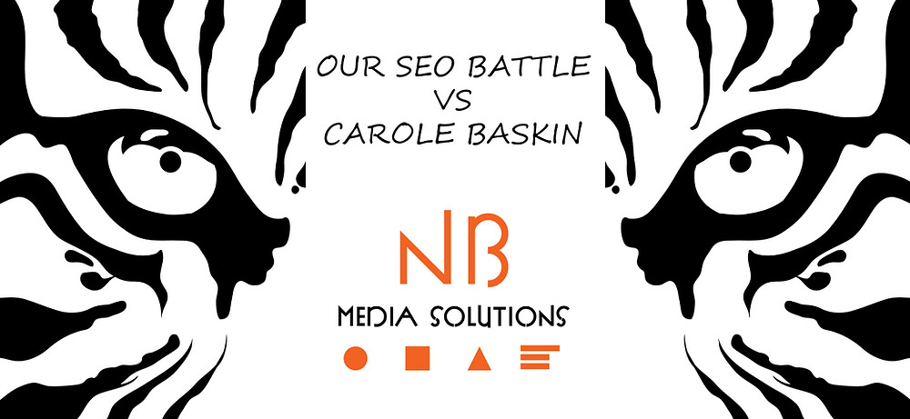 Our SEO Battle vs Carole Baskin | NB Media Solutions