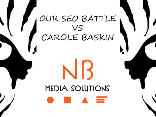Our SEO Battle Vs Tiger King's Carole Baskin