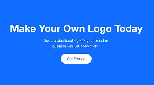 wix.com Logo Maker