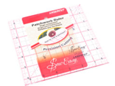 Quilting Rule: Square: 6.5 x 6.5 inch