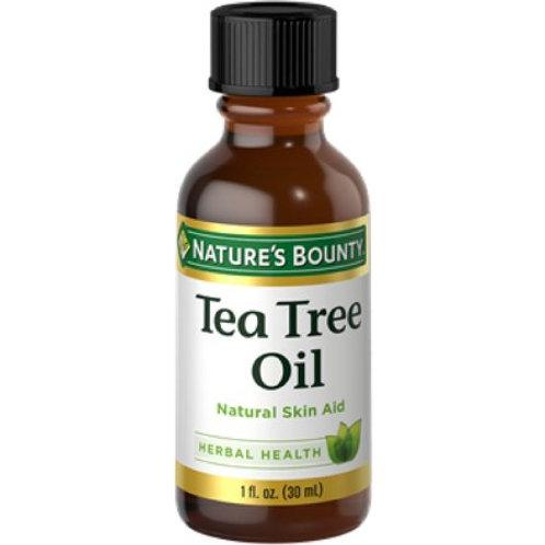 Nature's Bounty Tea Tree Oil 60ML