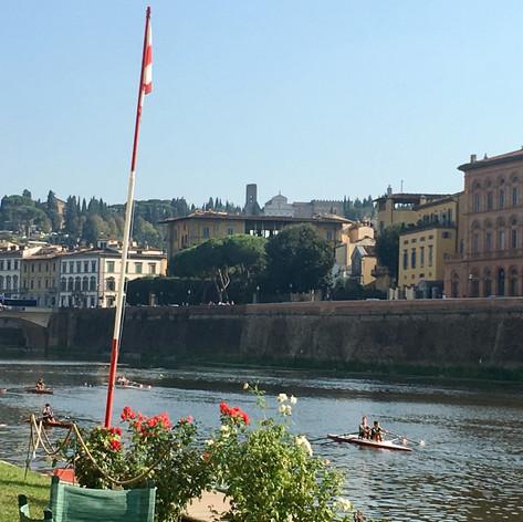 The Arno,  San Miniato on hill.jpeg
