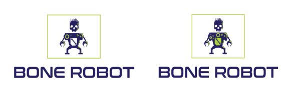 Robot Logo Design