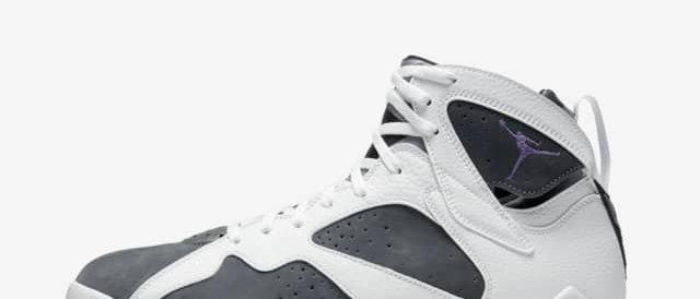 """Air Jordan 7 Retro """"Flint Grey"""""""