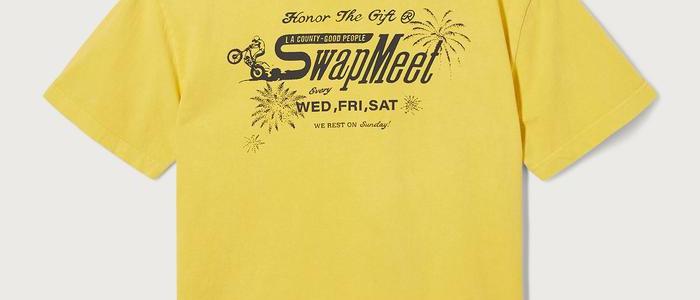 Honor The Gift Swap Meet T-Shirt