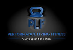 Health and Fitness Logo Design | Black and Blue Logos