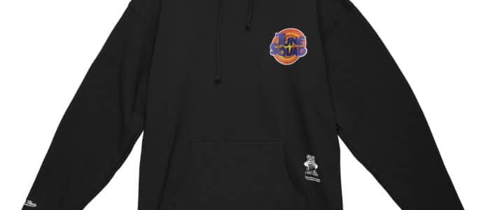 Mitchell & Ness Space Jam 2 Shadow Hoodie WB Property