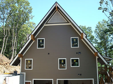 After Siding & Window Installation | Carolina Home Exteriors