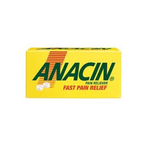 Anacin Tabs Regular 325mg/32mg