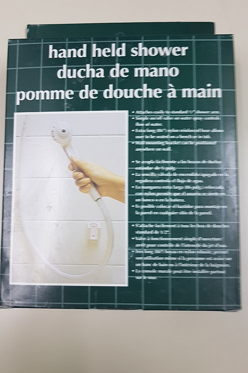 Handheld Shower Massager
