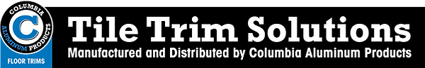 Tile Trim Solutions | Columbia Aluminum Products