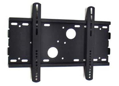 Master Mounts PLB3 Narrow Fixed/Flat TV Wall Mount, Black