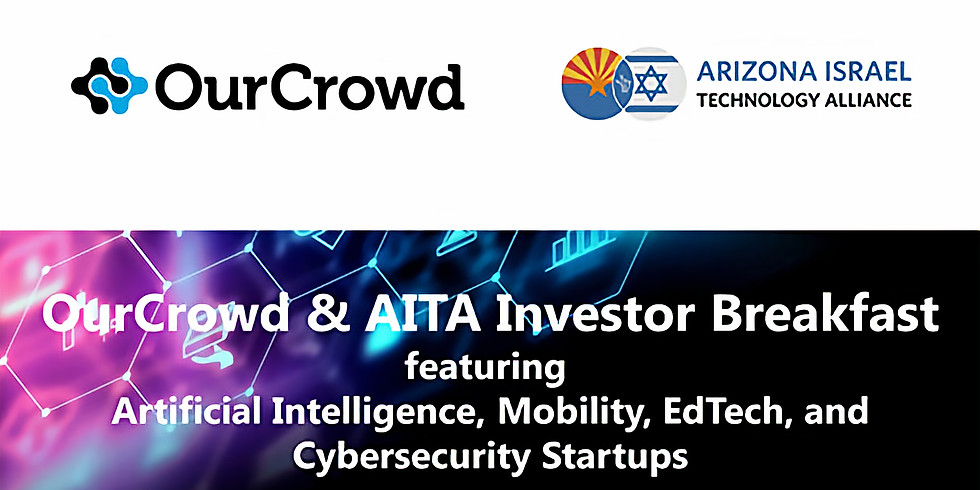 OurCrowd & AITA Investor Breakfast