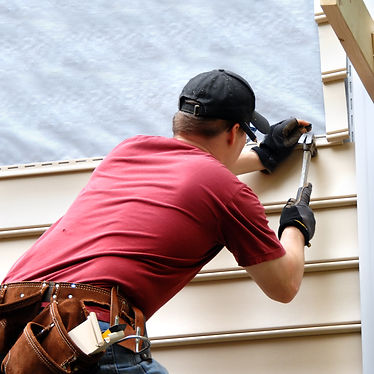 Vinyl Siding Contractor in Asheville | Vinyl Siding Installation