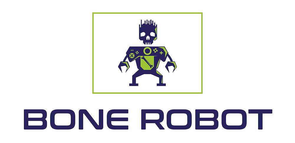 Robot Logo Design | Bone Robot