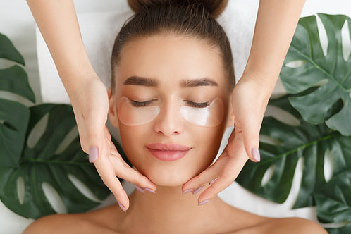 60 min Massage plus Facial