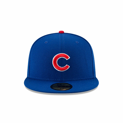 New Era Chicago Cubs Fitted
