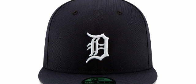 """New Era Detroit Tigers Fitted """"Home"""""""
