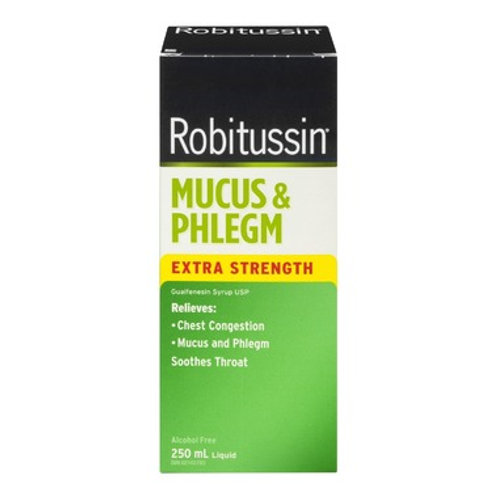 Robitussin Chest Congestion Extra Strength 250ml