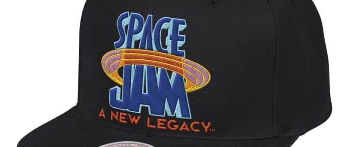 Mitchell & Ness Space Jam New Legacy WB Property Snapback