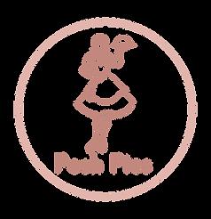 Waitress Pie Logo Design | Pie Shop Logo