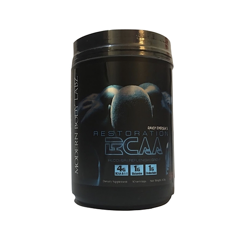 RESTORATION BCAA- 50 Servings | TNU FITNESS