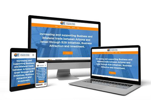Web Design & Logo Package
