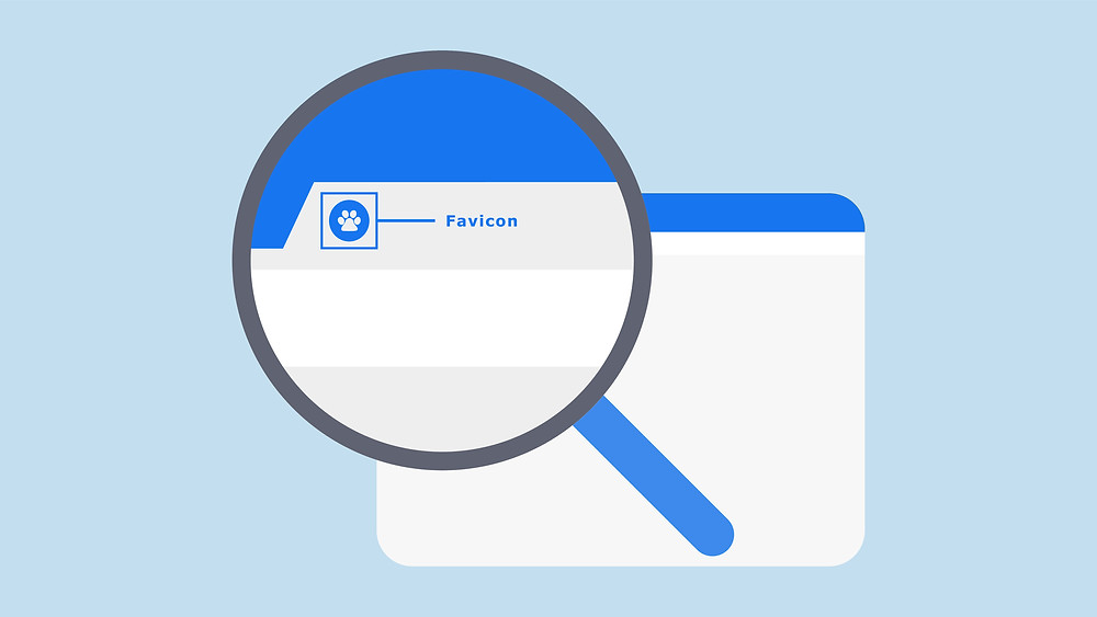 Favicon Icon Graphic