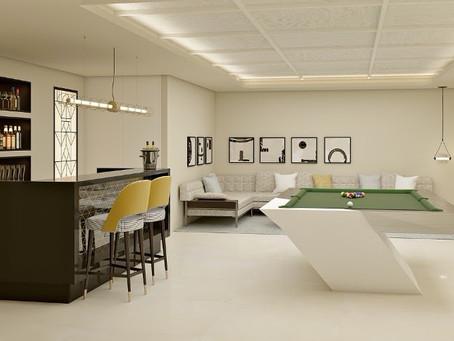 Pool Table Room Ideas