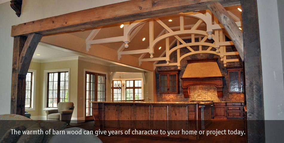 Reclaimed Barn Wood | Reclaimed Stone | Barn Baron