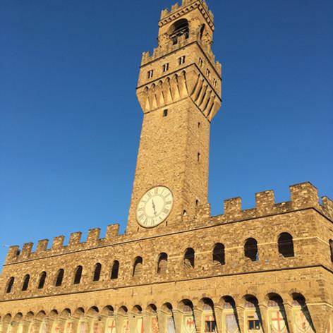 Palazzo Vecchia Tower