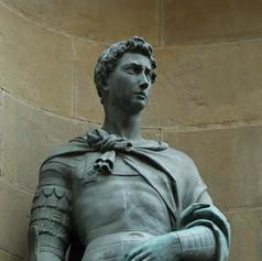 Donatello's St. George