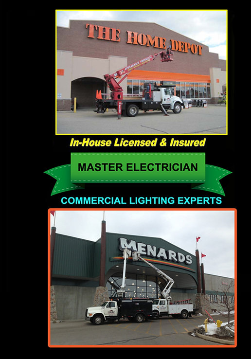 Grand Rapids Commercial Lighting Specialists