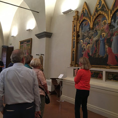 Fra Angelico's Deposition, Convento San Marco