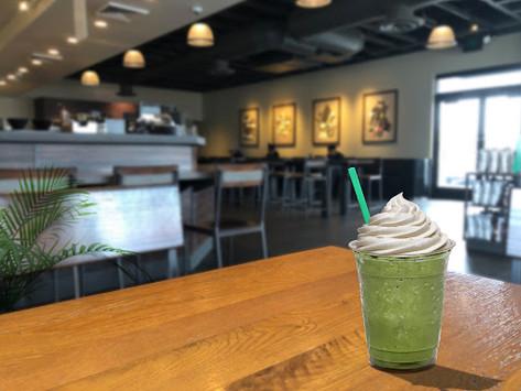 Starbucks Matcha Green Tea Latte Review
