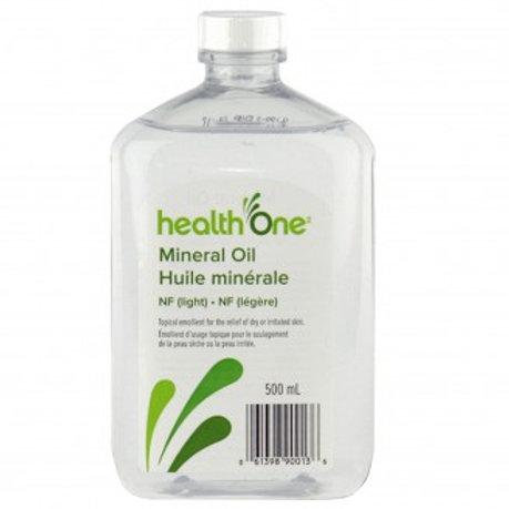 H One Mineral Oil Light 500ml