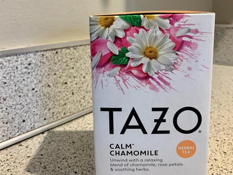 Tazo Calm Chamomile Tea Review