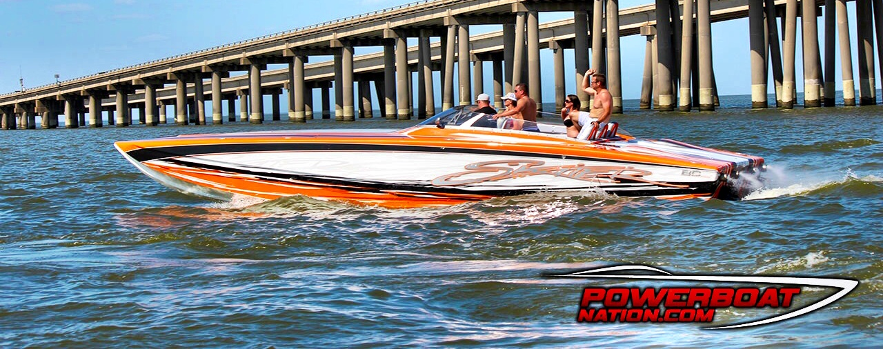 Custom Paint and Design | Boat Customs