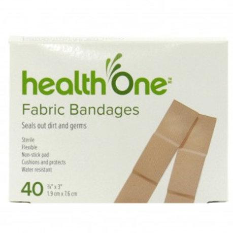 H One Fabric Bandages