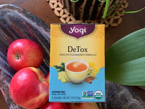 Yogi Detox Tea Review