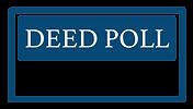 Deed Poll Registry Logo